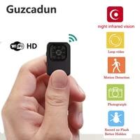 Wifi Mini Camcorders Night Vision 1080p Camera Infrared Small kamera HD Outdoor cycling Cam Motion Recorder Micro cameras SQ11