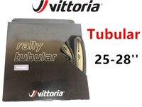 Vittoria Rally tubular tyres road bike rubber tubular bicycle tire 700C rim 25 28c cycling road tyre