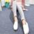 2016 primavera e Outono Moda de Nova Mulheres Rendas Calças Barriga Cuidados de Maternidade Leggings Roupas de Grávida Gravida Plus Size 4 Cores