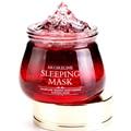 Шесть пептидов лицевая маска для сна отбеливание, увлажнение, гидрация Осветляющий Маска-желе уход за кожей лица Уход за кожей