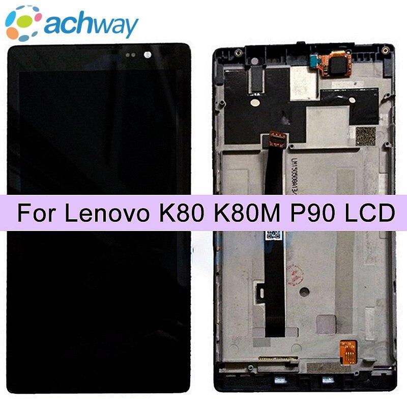 K80 P90 LCD Display