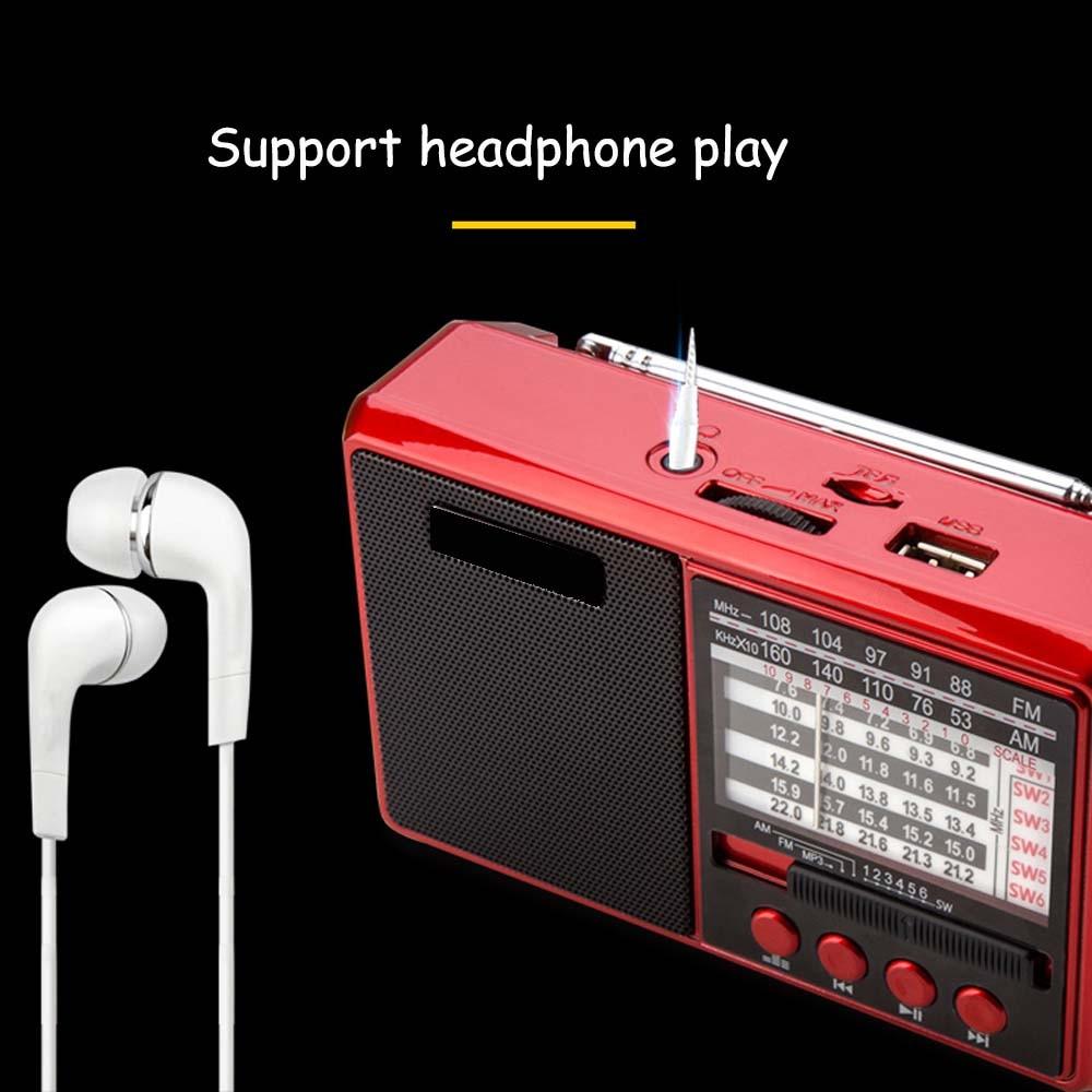 E3675-FM AM SW Radio-9