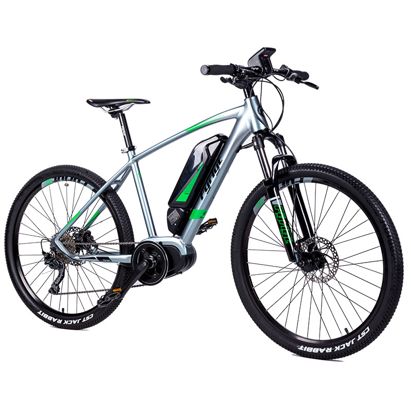 Ebike électrique 48 V batterie au lithium 8 fun moteur électrique vélo de montagne mâle vitesse variable 26 pouces vélo VTT