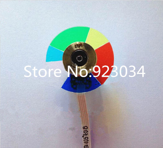 Wholesale Projector Color Wheel for Optoma ES556 Free shipping projector color wheel for optoma hd80 free shipping