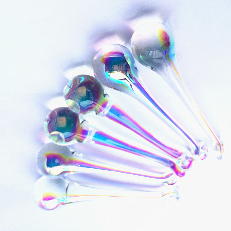 Free Shipping 20pcs/lot,20x80mm Clear AB Color Crystal Drop Prism Wedding Party Ornaments Crystal Chandelier Hanging Pendant