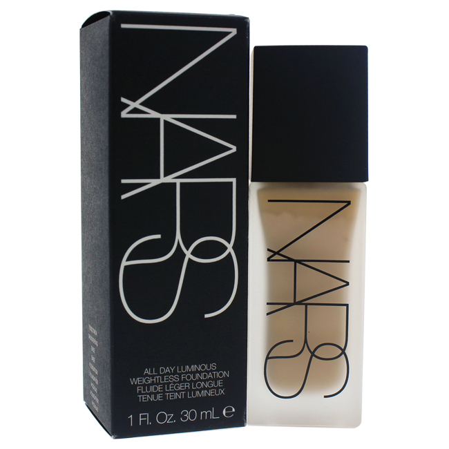 All Day Luminous Weightless Foundation - # 6 Ceylan/Medium by NARS for Women - 1 oz Foundation tint du soleil whipped foundation spf 30 light by colorescience for women 1 oz foundation