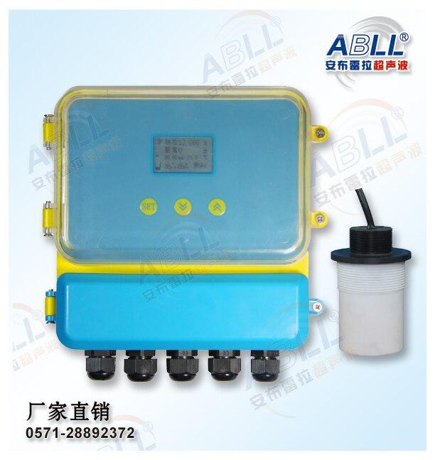 Open Channel Flowmeter Split Anticorrosion Ultrasonic Open Channel Flowmeter Channel Flowmeter Factory Direct Sales