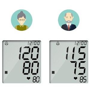Image 5 - ELERA Arm Blood Pressure Monitor Digital Portable Heart Blood Pressure Meter for Measuring Automatic sphygmomanometer tonometer