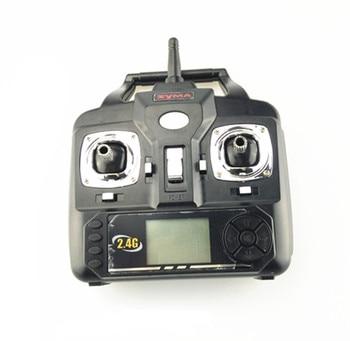 Online shop 124 new small package 24ghz mini remote control original syma x5 x5c quadrocopter remote control x5c 14 spare parts rc helicopters drone 6 altavistaventures Gallery