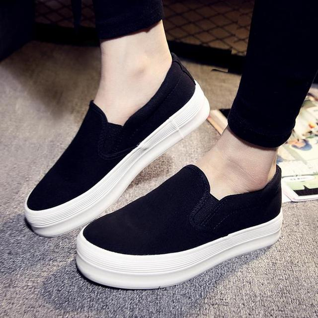 Latest Canvas Shoes For Ladies