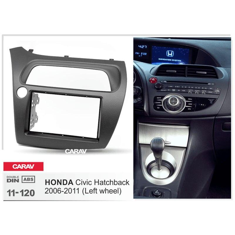 Radio Fascia For Honda Civic Hatchback 2006 2011 Left Wheel Double Rhaliexpress: 2006 Honda Civic Radio Panel At Gmaili.net