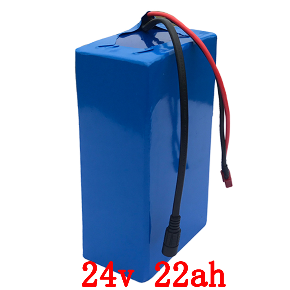 Free customs duty 500W 24 V Battery 24V Electric Bike Battery pack 24V 22AH lithium battery with 30A BMS 29.4V 3A charger 2017 new style electric bike battery 24v 100ah lithium battery pack with bms customized page 2