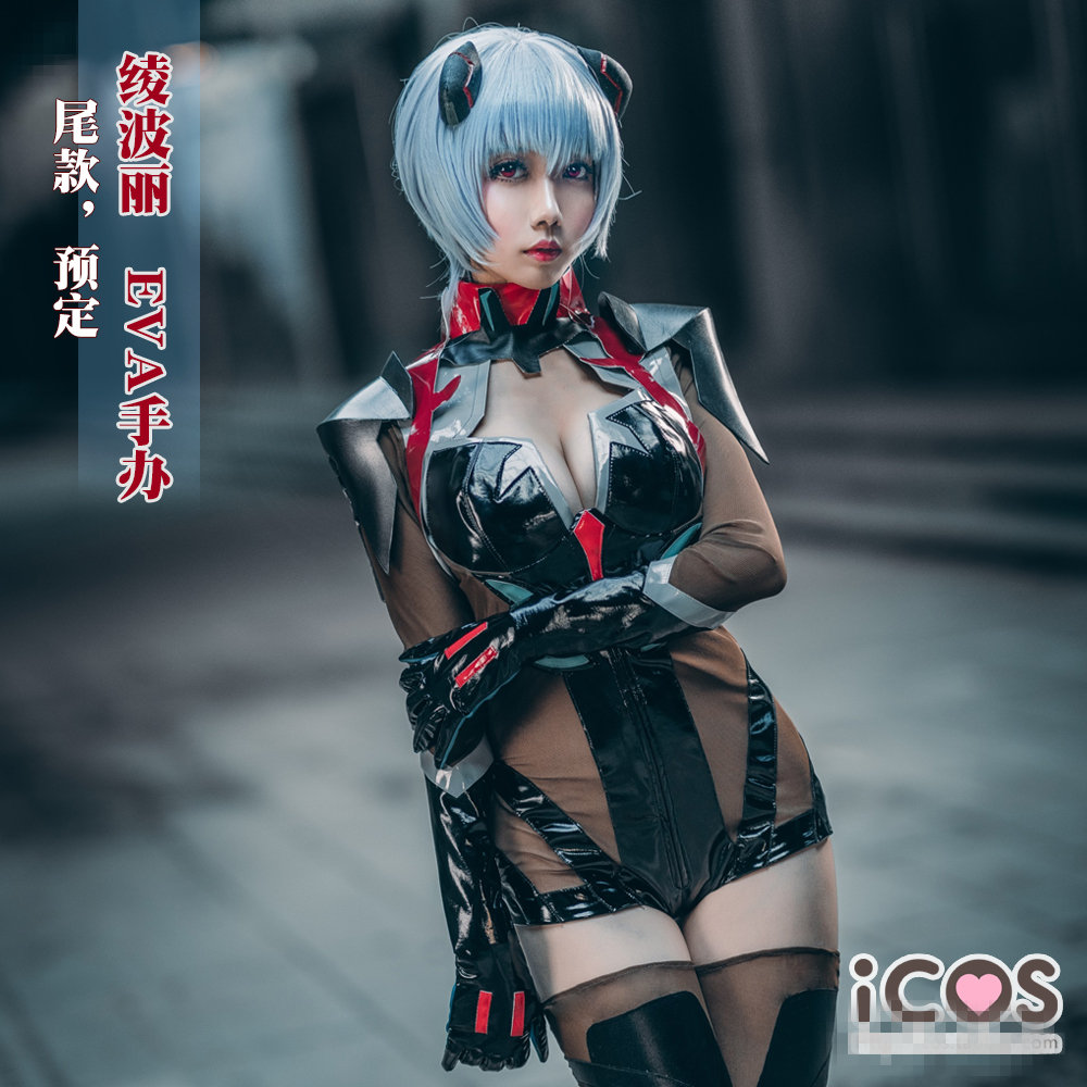 EVA Ayanami Rei Model Uniforms Cosplay Cheongsam Free Shipping F