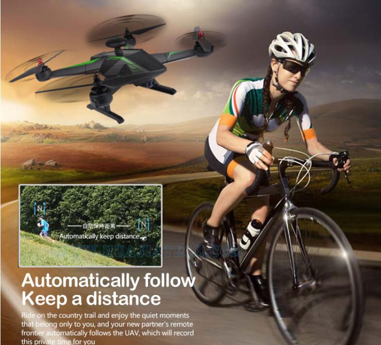 GPS Follow Me Mode RC Helicopter RC136 professional RC Drone With 1080P HD Camera Headless 5