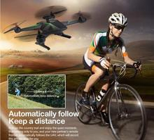 GPS/Follow Me Mode RC Helicopter RC136 professional RC Drone With 1080P HD Camera Headless 5.8G FPV RC Quadcopter vs X350 X8HG
