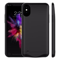 Hixanny Battery case Cho iPhone X Charger Trường Hợp Thông Minh Vỏ Điện Thoại Di Động sao lưu Gói Đối Với iphone X Pin Case cho iPhone X 10