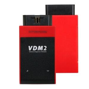Image 3 - UCANDAS VDM2 VDM II UCANDAS WIFI السيارات السيارات الماسح الضوئي VDM 2 V5.2 دعم متعدد اللغات ونظام أندرويد شحن مجاني
