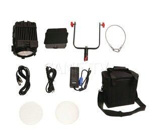 Image 5 - 1 pc CAME TV boltzen 150w fresnel focusable led luz do dia conduziu a luz de vídeo