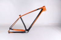 SOBATO Hot Sale 29er Full Carbon Mountain Bike Frame Mtb Matte Glossy 29 Quick Release Axle