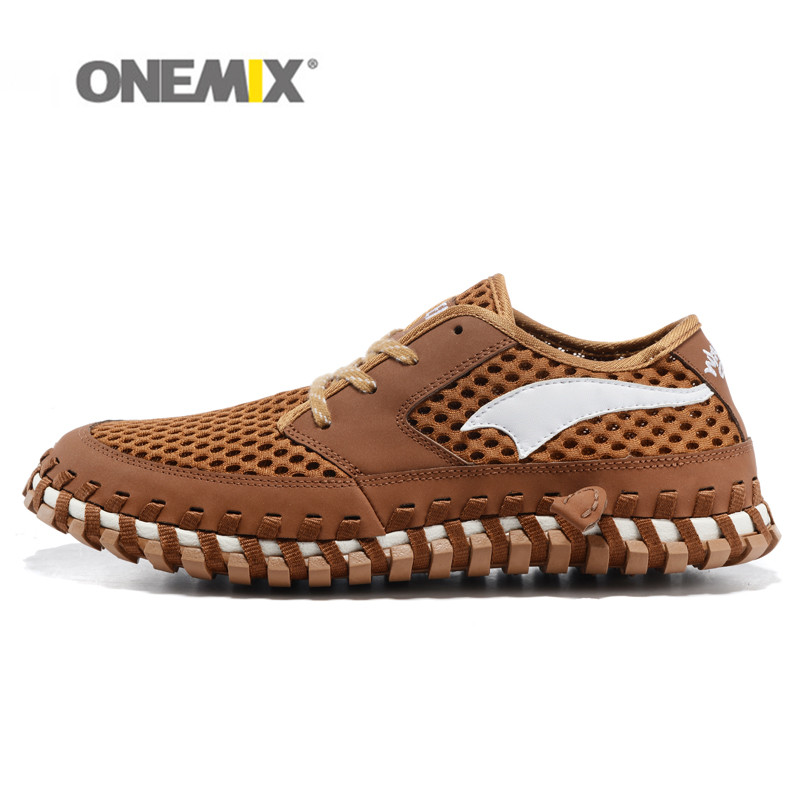 Men's Running Shoes Women Spring summer Upstream Shoes Fast dry Walking Sneaker Breathable Outdoor Sports Shoes for Jogging цены