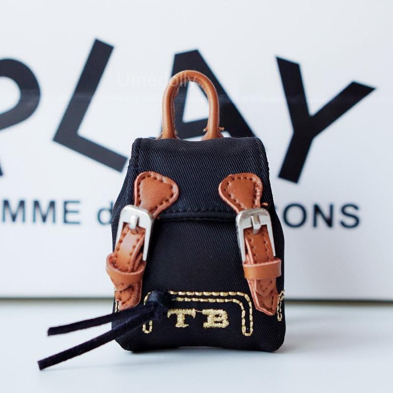New Arrival 1 PCS Fashion Obitsu 11 Doll's Backpack For OB11, 1/8 BJD, 1/12 BJD Doll Bag Accessories