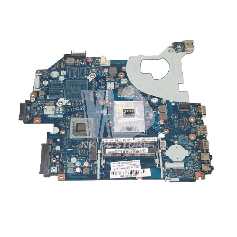 NOKOTION MBR9702002 MB.R9702.002 P5WE0 LA-6901P For Acer 5750 5750G Laptop motherboard HM65 UMA HD DDR3 nokotion laptop motherboard for acer aspire 5750 5750g mbrcg02006 p5we0 la 6901p mb rcg02 006 gt540m ddr3 mainboard