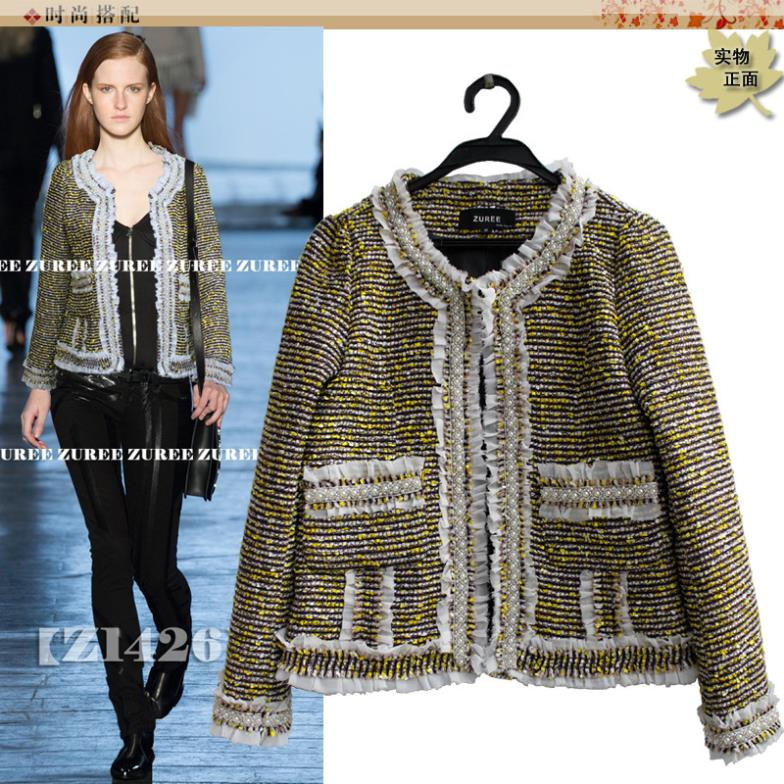 Popular Ladies Tweed Jacket-Buy Cheap Ladies Tweed Jacket lots