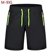 Shorts Men Plus Size 9XL 8XL 7XL 6XL 5XL Summer Variety