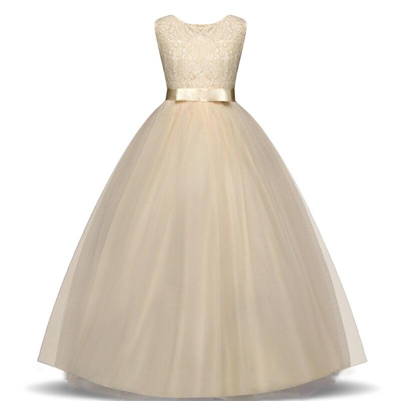 Spitze Mädchen Kleid Für Hochzeit Mädchen Tragen Plus Größe kleine ...