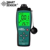 SMART SENSOR цифровой Ручной формальдегид нсно детектор газа газоанализатор монитор метр тестер Диапазон 0 5 стр./мин