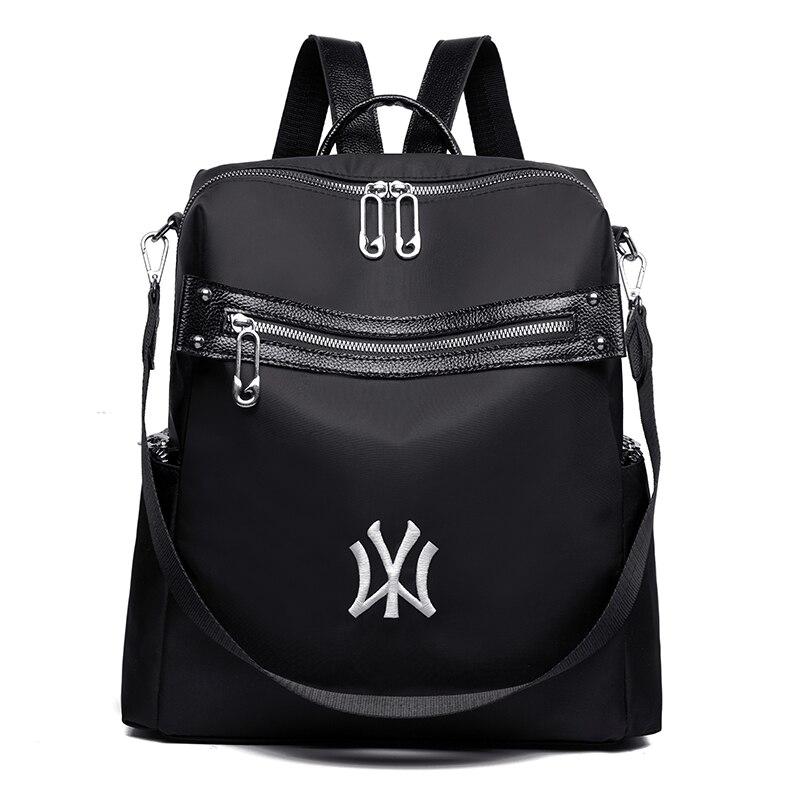 2019 Fashion Leisure Women Backpacks Oxford clothgirl  Backpack Shoulder Bags for Female Bag
