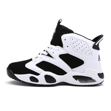 new Basketball Shoes Woven embroidered Mens Sneakers High-Top Wavy Grip Wear Non-slip Breathable Outdoor Shoes 53A862