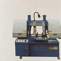 GH4228 горизонтальные машина для сшивания лент Профессиональная техника инструмент Металл ленточная пила машина 380 V 50Hz 2.2kw 27,45, 69 м/мин