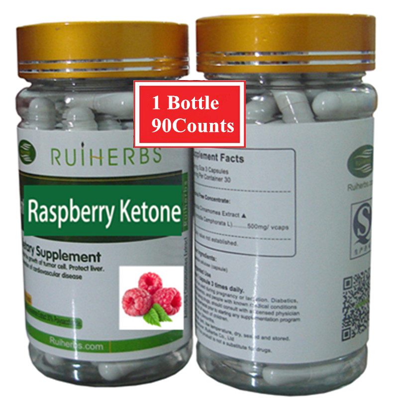 Pure Raspberry Ketone Plus + African Mango Extract, Acai Berry Extract ,Green...