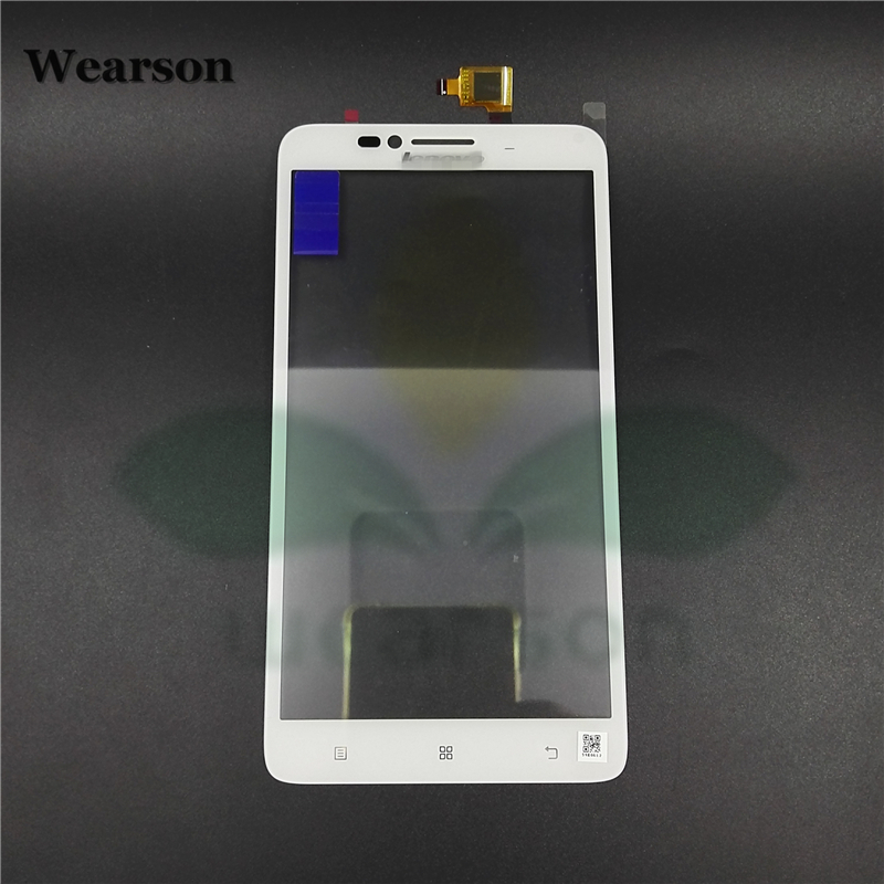 Original A816 Touch Screen Digitizer For Lenovo A768T A805E Touch Panel Free Shipping With Tracking Number