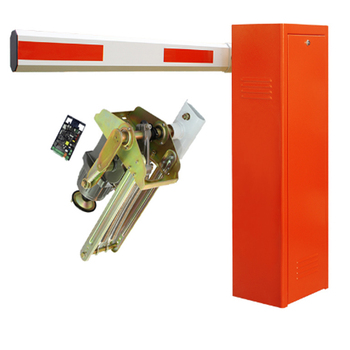 Barrier gate Automatic Boom Barrier Servo Motor Barrier Gate Latest speed adjustable servo motor gat parking barrier фото