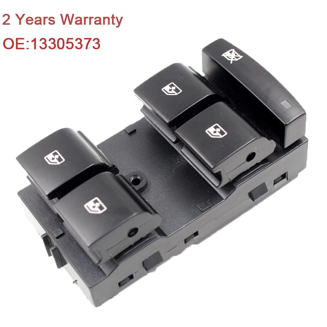 Yaopei Electric Window Switch Lever Embly 4din For 08 12 Chevy Cruze 13305373