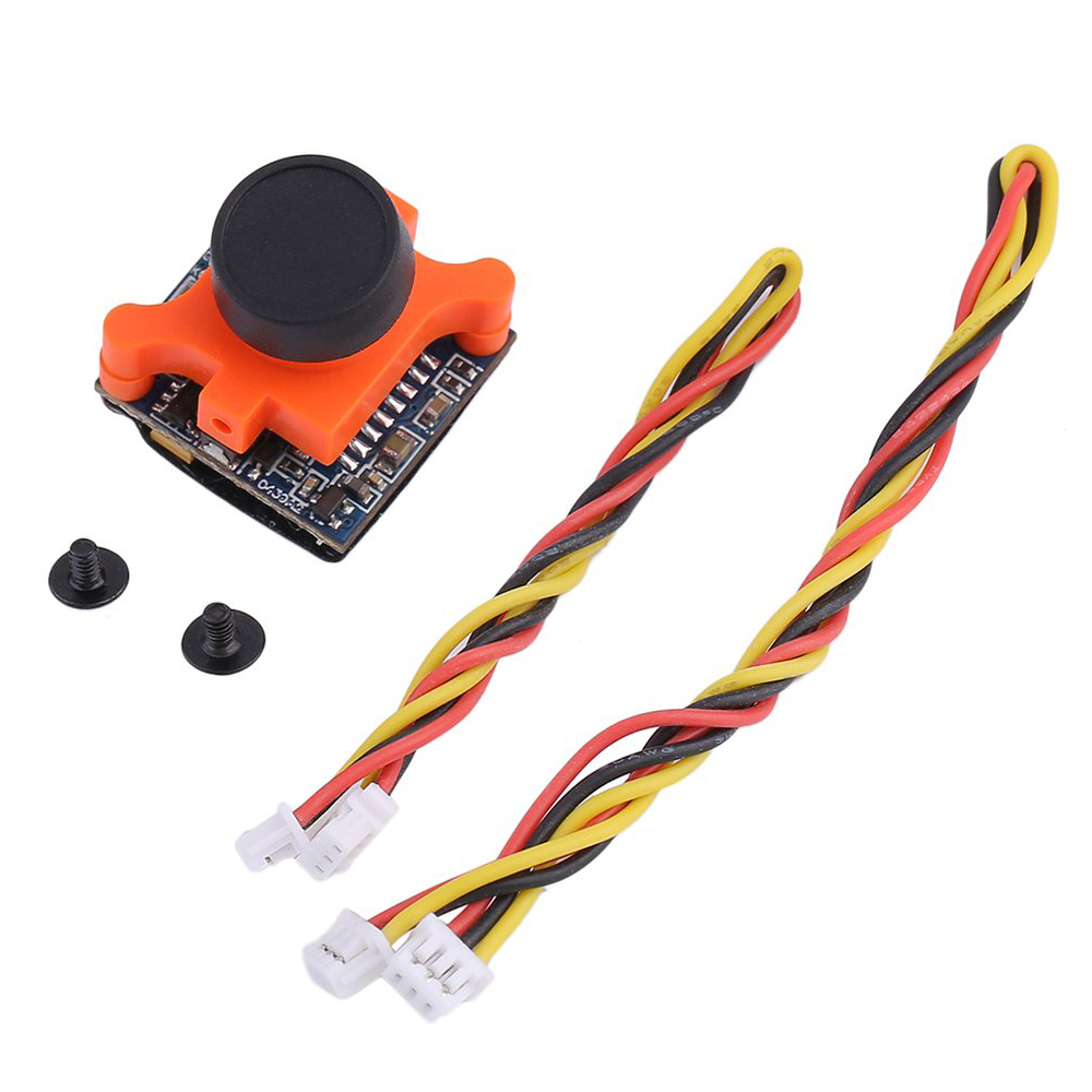 1pcs Ocday Micro Swift 600TVL Portable Small Mini 145 Degree 2 3mm Lens Fpv PAL Camera