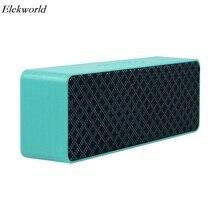 Bs-215 Bluetooth Динамик Портативный ткани HIFI сабвуфер поддержкам вызова/FM/AUX/TF/Запасные Аккумуляторы для телефонов