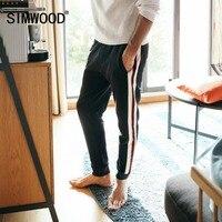 SIMWOOD 2019 Men Harem Pants Male Casual Sweatpants Hip Hop Pants Streetwear Trousers Jogger Spring Pants Brand Clothing 180450