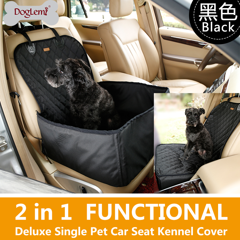 Pet dog puppy carrier car bag mats thick pad waterproof breathable pet car mat safety car seat for pet dogs cats accessories #FS