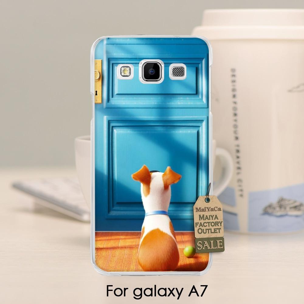 Clásico de alta Calidad de gama Alta de Teléfono Accesorios Para A7 caso La Vida