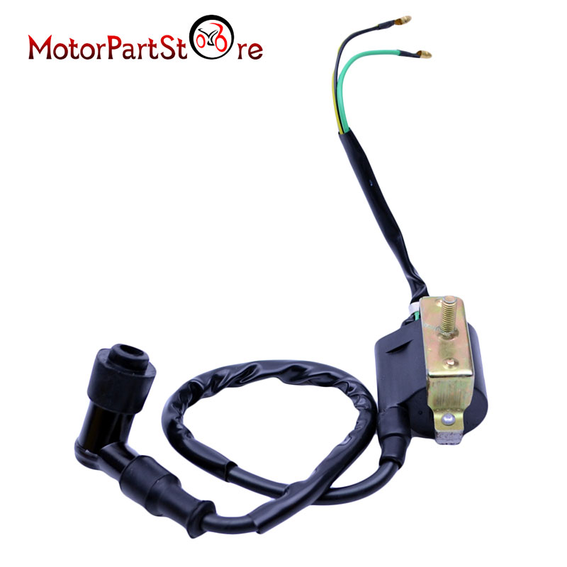 ignition coil cdi spark plug for honda xl70 xl80 xl100 xl125 xl175 xl185  xl250 xl350 @10-in motorbike ingition from automobiles & motorcycles on