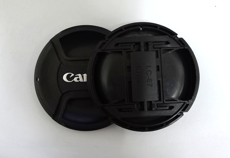 49mm 52mm 55mm 58mm 62mm 67mm 72mm 77mm 82mm LOGO Camera Lens Cap for Canon