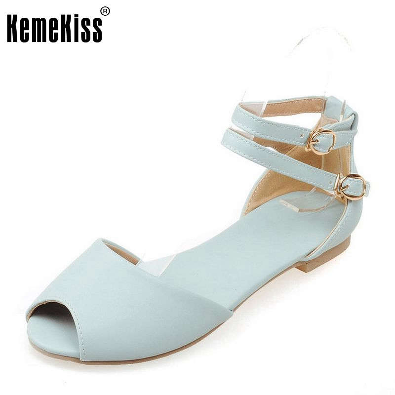 Women Sandals New Flat Sandal Gladiator Shoes Sexy T-Straps Peep Toe Flats Sandalias Cute Lady Footwear Size 34-39 PA00645 factory sell fashion gladiator t straps summer flats sweet bow shoes casual dress women sandals 4 colors eur size 34 39 ddm917