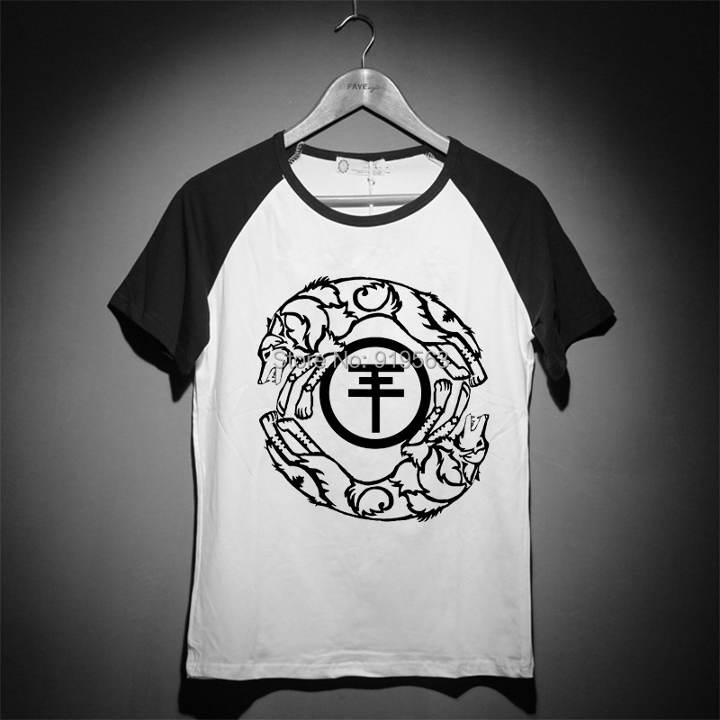Tokio hotel Durch den Monsun punk rock n roll fashion tee shirt men women size