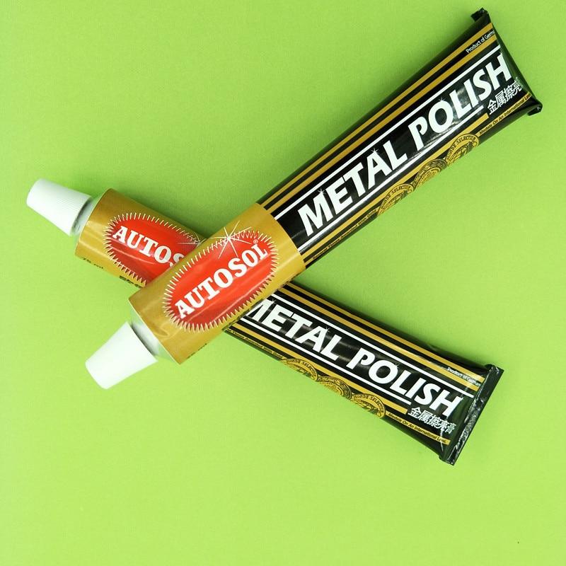 German AUTOSOL Metal Polishing Paste Scratch Repair Metal Band Bag Zipper Polishing Copper Province 50 G To 100 G