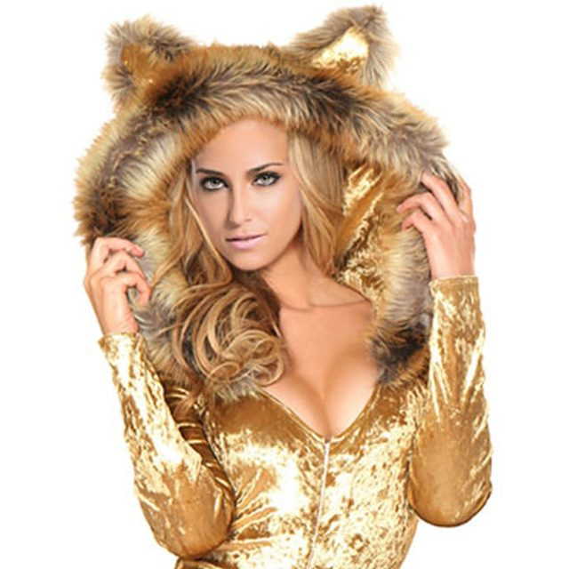 FGirl Halloween Costumes for Women Sexy Adult New Year Costume Halloween Masquerade Cosplay Lion Costume FG11451  sc 1 st  Aliexpress & Online Shop FGirl Halloween Costumes for Women Sexy Adult New Year ...