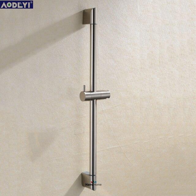 Acero inoxidable y ABS níquel cepillado nuevo diseño Barra de ducha ...