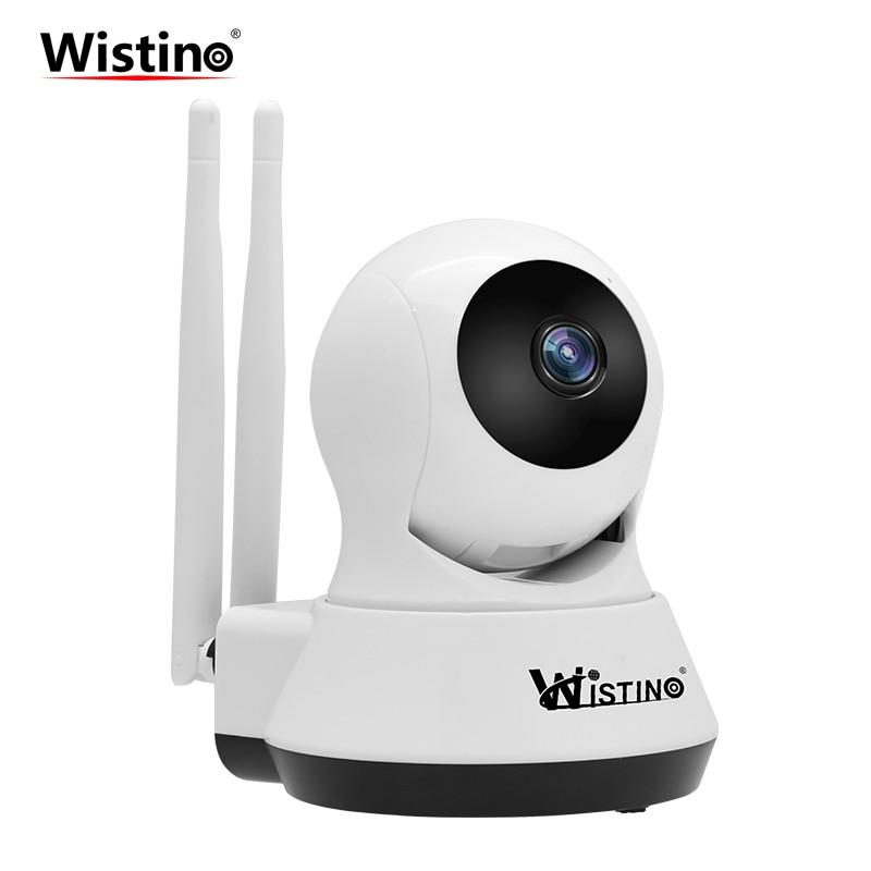 Wistino Sans Fil CCTV IP Caméra Auto Track 1080 p WiFi Vidéo Baby Monitor Intérieure Alarme de Sécurité de Surveillance Caméra Night Vision